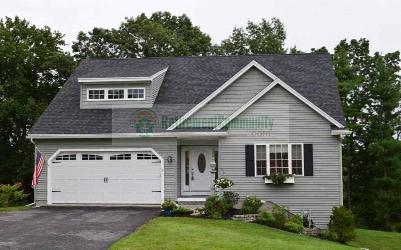 Village at Granite Fields 55  Community